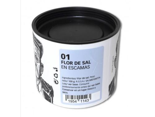 Escamas de Sal Ecológica...