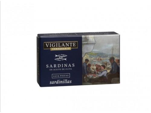 Sardinillas en Aceite de Oliva