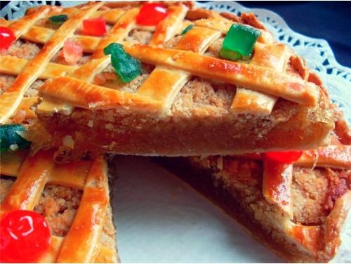 Tarta de Mondoñedo O Rei das Tartas