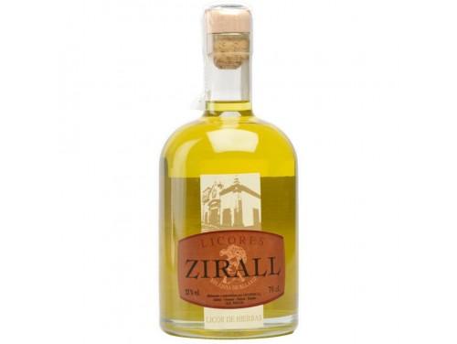 Licor de Hierbas Zirall 70cl