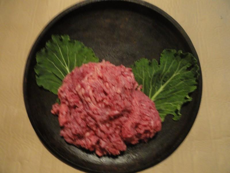 Carne Picada Bandeja de 1/2 Kg