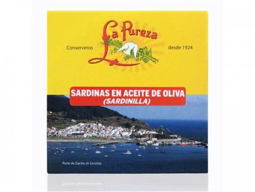 Sardinillas en Aceite de Oliva 270gr