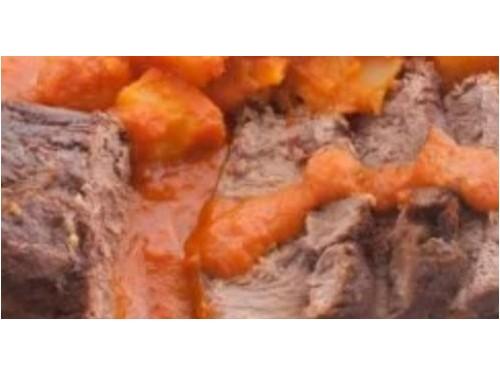 Salsa de carne asada