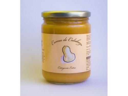 Crema de calabaza tarro P.N. 400 Grs.