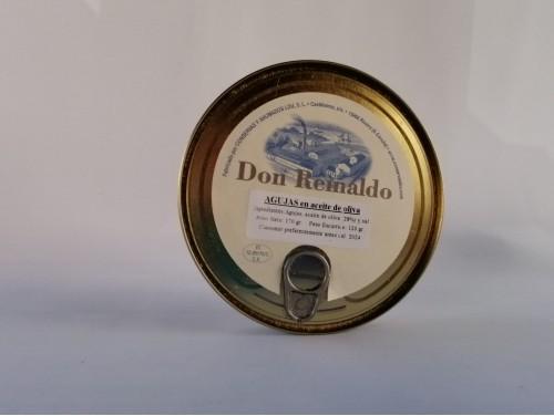 Aguja en Aceite de Oliva  P.N. 170 Grs. Conservas Lou