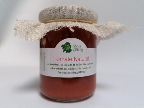 TOMATE NATURAL.  P.N. 390 GRS.