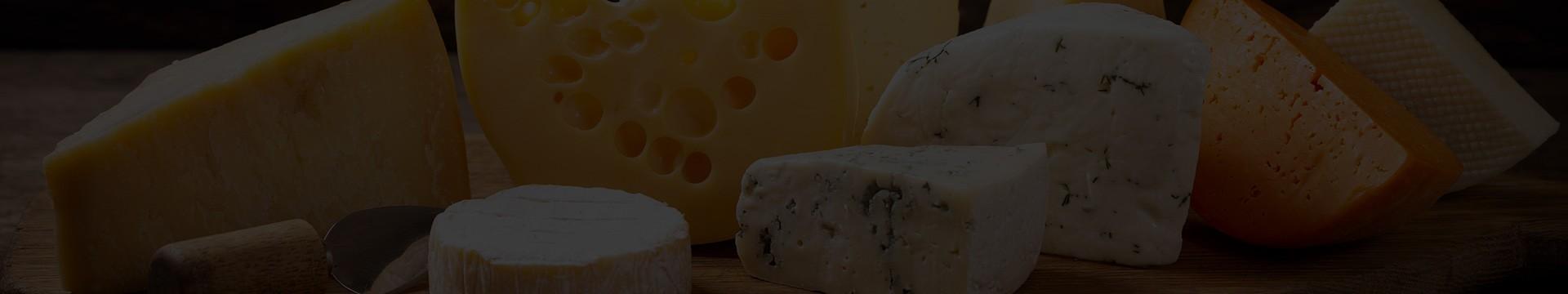 Quesos y Productos Lácteos. Tienda gourmet
